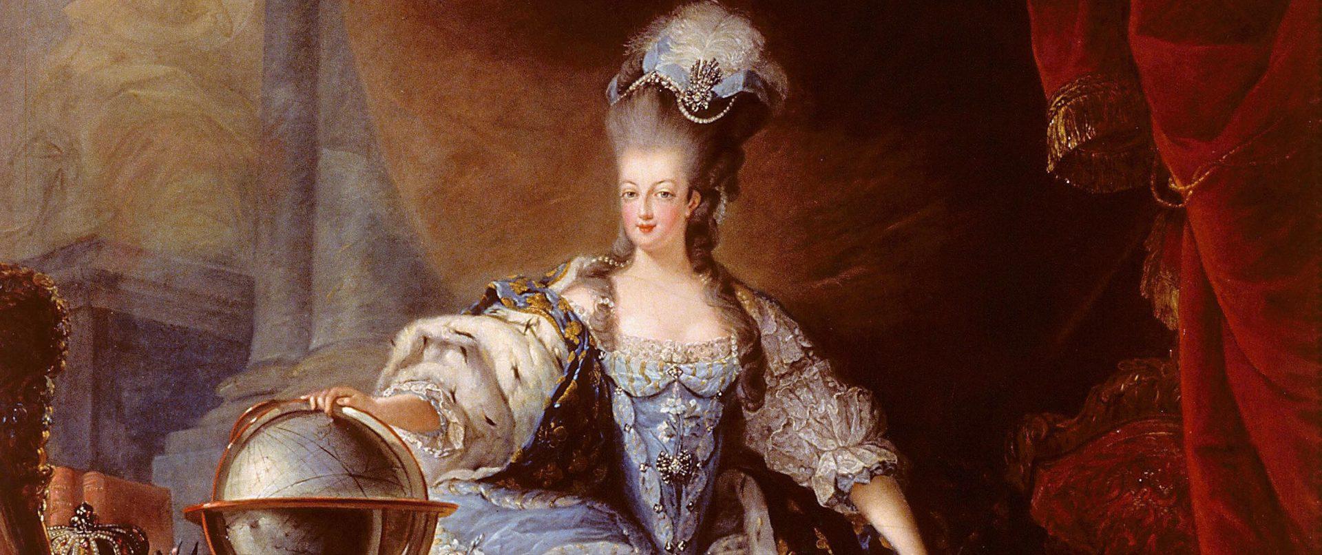Nina's Marie-Antoinette